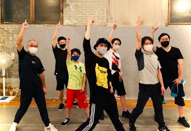 土曜日K-POPクラス